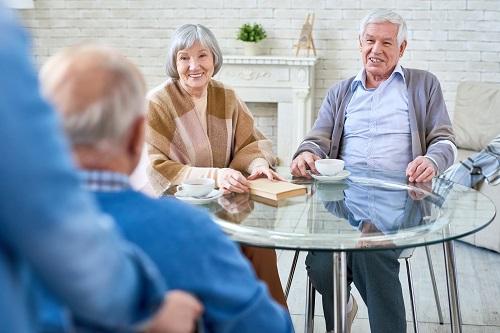 la maison de retraite pour séniors dépendants