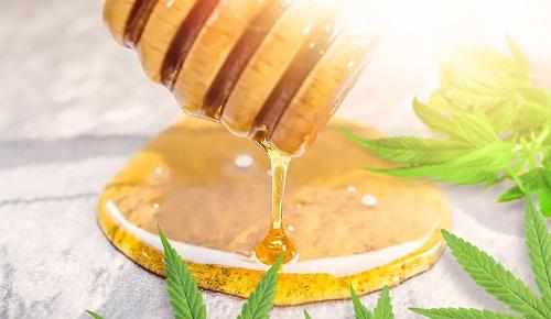 les bienfaits du miel CBD
